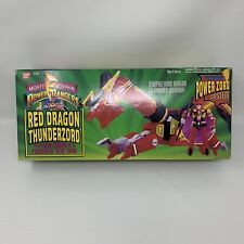 1994 Bandai Red Dragon Thunderzord Mighty Morphin Power Rangers MMPR Sealed