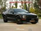 2009 Ford Mustang 2dr Coupe GT Premium 2dr Coupe GT Premium Triple BLACK 5-Speed Manual Leather Seats FastBack Shaker S