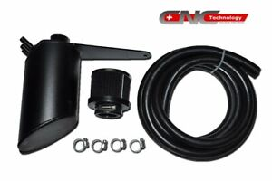 FORD FALCON BA BF FG TERRITORY CATCH CAN BREATHER TANK + 3M FUEL HOSE