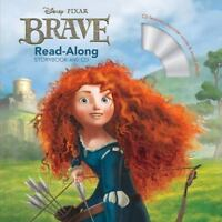 Read-Along Storybook and CD: Brave by Disney Book Group Staff (2012, Paperback)
