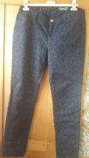 Esprit 😊 Damenhose ~ Jeans 🌼 Gr.42 🌼 Grau ~ schwarz 😊 TOP