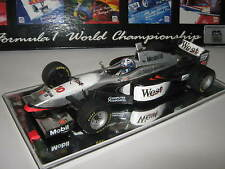 1:18 McLaren Mercedes mp4/12 D. eIaborate 1997 rebuilt FULL TOBACCO Top
