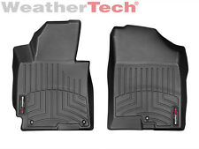 WeatherTech FloorLiner for Hyundai Elantra - 2014-2016 - 1st Row - Black