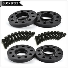 4x15mm 5x112 Forged black Wheel Spacer for 2019 BMW Z4 Supra,320i 330i 530i 540i