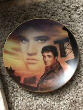 HEARTBREAK HOTEL  Plate Elvis Presley Hit Parade Collection #1 Nate Giorgio