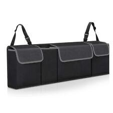 Car Trunk Organizer  Interior Accessory Back  Seat Folding Storage Box Bag 90cm