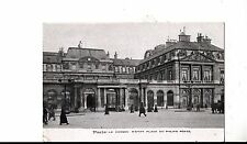 BF11659 le conseil d etat place du palais royal  paris france  front/back image