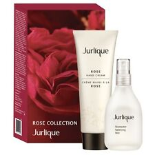 JURLIQUE ROSE COLLECTION HAND CREAM & BALANCING MIST - GREAT GIFT IDEA + SAMPLE
