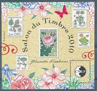 TIMBRE DE FRANCE - Bloc CNEP N° 56** Salon philatélique du Timbre 2010