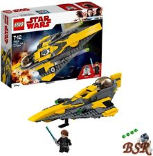 LEGO® Star Wars™: 75214 Anakin's Jedi Starfighter™ & NEU & OVP & 0.-€ Versand !