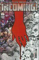 Incoming #1 Gleason Premiere Variant Marvel comic 1st Print 2019 unread NM