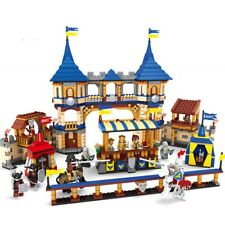 New 1467Pcs Knights Castle Series Building Blocks Bricks Model Toy For Children