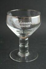 oud bierglas - TIELEMANS AARSCHOT (ORVAL STYLE) - verre de biere