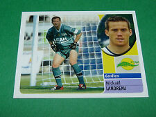LANDREAU FC NANTES FCNA CANARIS PANINI FOOT 2003 FOOTBALL 2002-2003