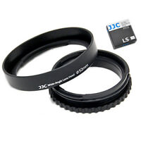Screw in Universal Lens Hood Protection for Wide Angle Zoom Lens 52mm