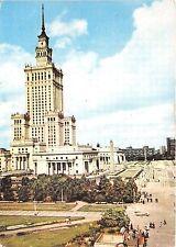 BR15100 Warszawa Palac Kultury  poland