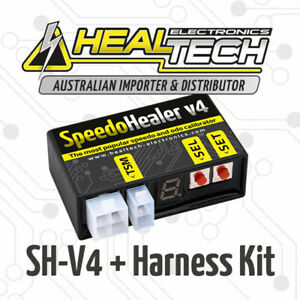 HealTech Electronics SpeedoHealer + Harness Kit ** Free Express Post **