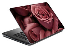 """Laptop Cover Skin Protector Skin Floral Notebook Stickers Decal 14.1""""x15.6"""""""
