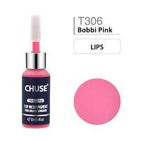 CHUSE Permanent Make-up Farbe Pigmente Lippen Microblading Tattoo Ink T306 Derma