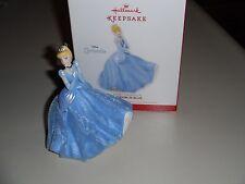A Vision In Blue - Disney Cinderella Hallmark 2013