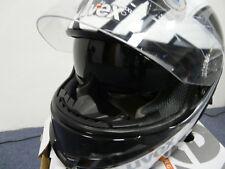 Casco Para Motocicleta integral UVEX X-Ride Negro Plata grössexs NUEVO