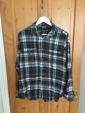 Topman Flannel Long Sleeve Casual Shirts & Tops for Men
