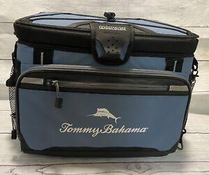 Tommy Bahama Zipperless Coldlok 30 Can Cooler Deep Freeze New