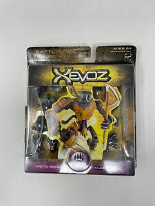 Xevoz Battling Figure Kit: Meta-Beast Razorclaw Hasbro - NEW