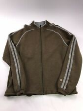 Kuhl Mens Brown Merino Wool Sweater Jacket Size Large