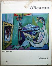 Hans L. C. Jaffé (Testo di), Picasso, Ed. Garzanti, 1965