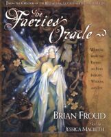 The Faeries Oracle by Brian Froud, Jessica Macbeth, NEW Book, FREE & Fast Delive