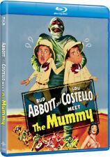 Abbott And Costello Meet The Mummy [New Blu-ray]