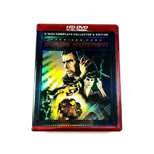Blade Runner - The Complete Collectors Edition (HD-DVD, 2007, 5-Disc Set). M27