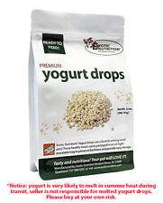 Yogurt Drops Treat (12 oz) - Healthy Treat - Sugar Glider, Hamster, Rabbit, Rat