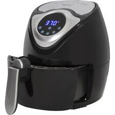Deco Chef 3.7QT Electric Oil-Free Digital Air Fryer for Healthy Frying - DAIRFR