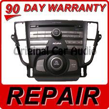 REPAIR 09 10 11 12 Acura TL Radio 6 CD Disc Changer Player Stereo FIX 1BB0 1BBO