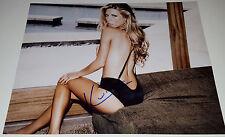 KATHERYN WINNICK In-Person Signed 11x14 Photo Sexy Beauty Vikings Lagertha /COA