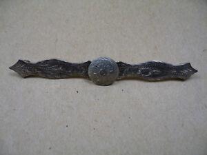 Silberbeschläge für Lederwaren Halfter Trensen Verzierung mit Concho No. 827