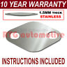 SKODA FABIA OCTAVIA SUPERB ROOMSTER YETI EGR BLANKING PLATE 1.5MM STAINLESS 62ND