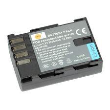 DSTE DMW-BLF19E BLF19 Li-ion Battery for Panasonic DMC-GH3 DMC-GH4 Camera