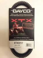 Dayco - XTX2217 - XTX Xtreme Torque ATV Belt