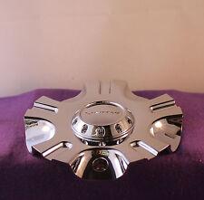 LIMITED 311 Chrome Wheel Center Caps One (1) NEW!  pn: T311B 2085-cap TJ05093