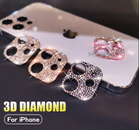 3D Diamond Camera Lens Protector Film For iPhone 12 Pro MAX 11 Pro Accessories