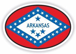 Nationalitätenkennzeichen Arkansas Aufkleber Autoaufkleber Auto Caravan Truck
