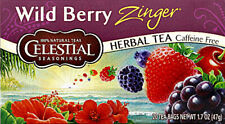 Wild Berry Zinger Tea, Celestial Seasonings, 1 Box