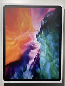 """Apple iPad Pro 12.9"""" 4th Gen. 256GB 2020, Wi-Fi + 4G,- 11 Mon Apple Warranty"""