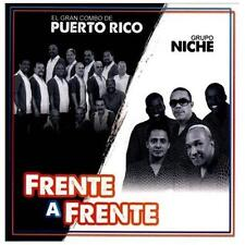 Frente a Frente [7/30] by El Gran Combo de Puerto Rico/Grupo Niche (CD,...