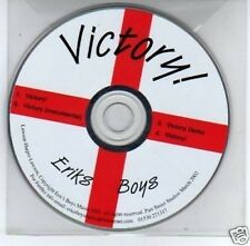 (E62) Eriks Boys, Victory! - DJ CD