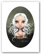 FANTASY ART PRINT Jane Doe Angelina Wrona