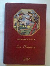 LA PRAIRIE 1961 FENIMORE COOPER ILLUSTRE BOMBLED